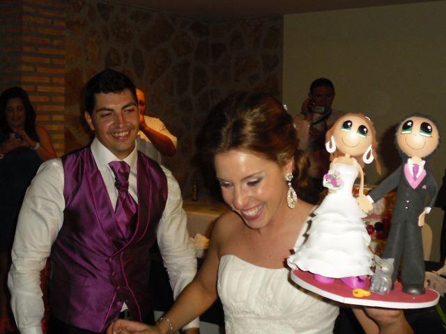 La boda de Alberto y Mari