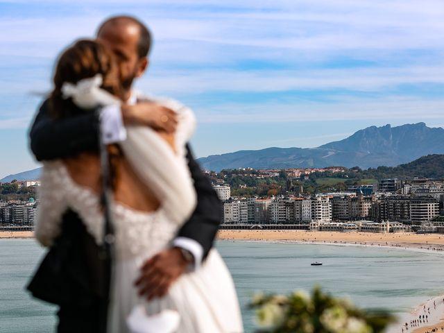 La boda de Iñaki y Amaia en Donostia-San Sebastián, Guipúzcoa 3