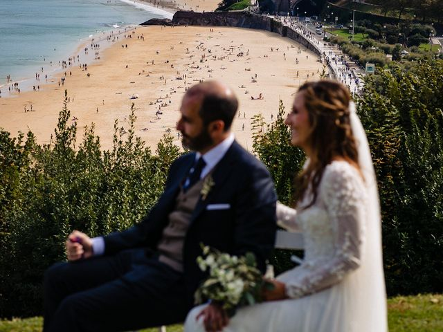 La boda de Iñaki y Amaia en Donostia-San Sebastián, Guipúzcoa 24