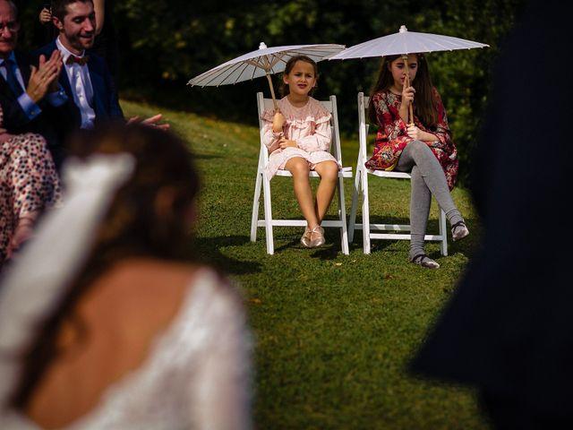 La boda de Iñaki y Amaia en Donostia-San Sebastián, Guipúzcoa 26