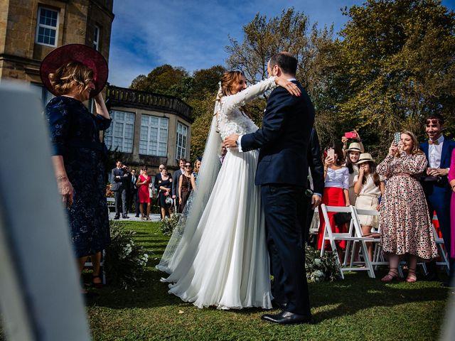 La boda de Iñaki y Amaia en Donostia-San Sebastián, Guipúzcoa 30