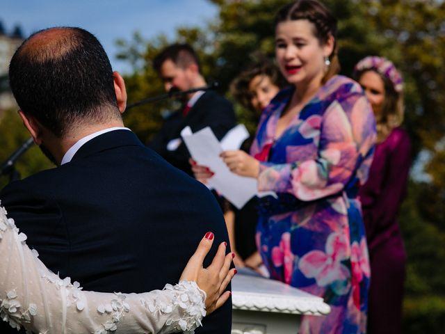 La boda de Iñaki y Amaia en Donostia-San Sebastián, Guipúzcoa 32