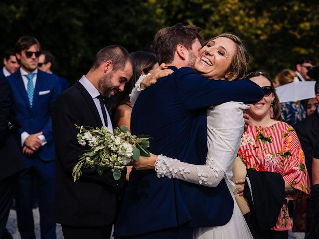 La boda de Iñaki y Amaia en Donostia-San Sebastián, Guipúzcoa 34