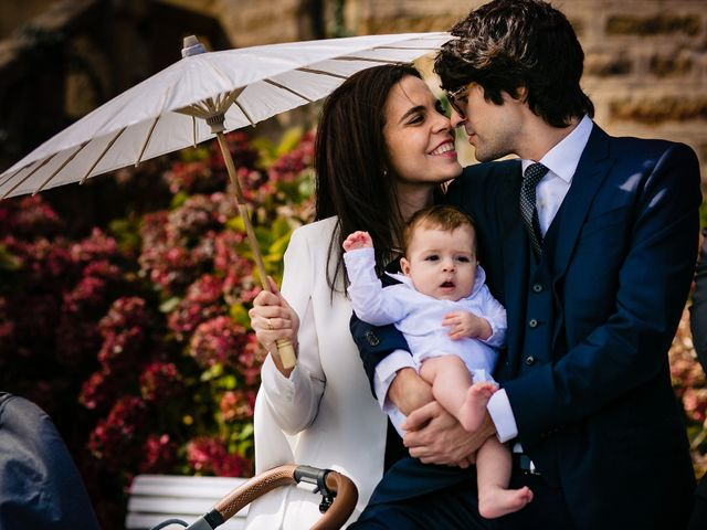 La boda de Iñaki y Amaia en Donostia-San Sebastián, Guipúzcoa 37