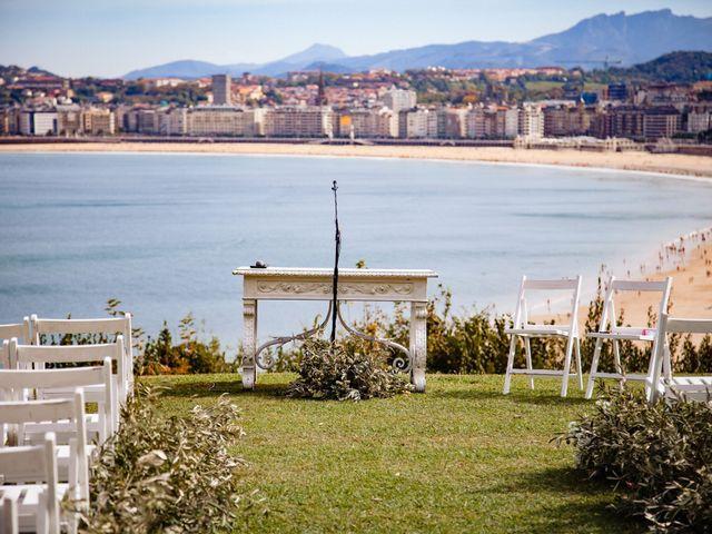 La boda de Iñaki y Amaia en Donostia-San Sebastián, Guipúzcoa 51