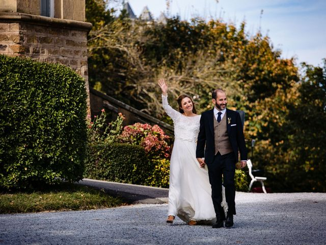 La boda de Iñaki y Amaia en Donostia-San Sebastián, Guipúzcoa 57