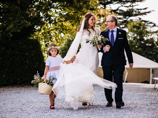La boda de Iñaki y Amaia en Donostia-San Sebastián, Guipúzcoa 1