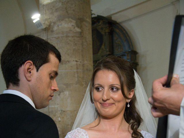 La boda de Alberto y Elena en Boadilla De Rioseco, Palencia 7