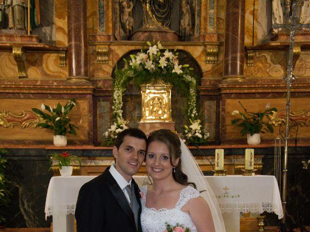 La boda de Alberto y Elena en Boadilla De Rioseco, Palencia 9