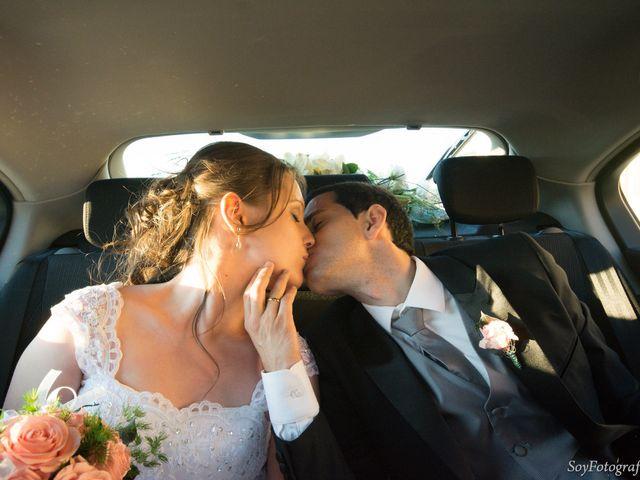La boda de Alberto y Elena en Boadilla De Rioseco, Palencia 1