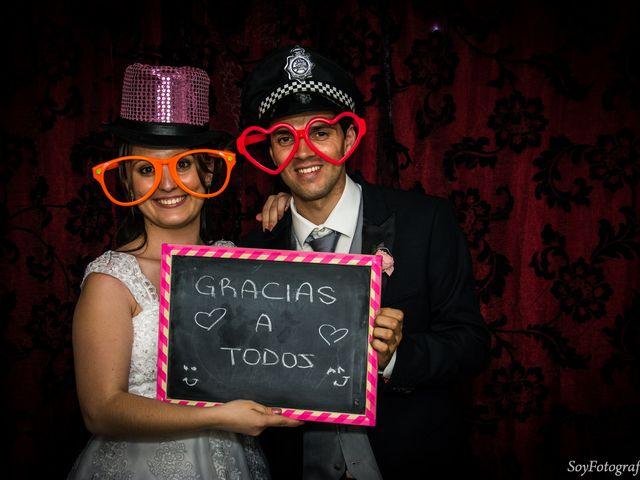 La boda de Alberto y Elena en Boadilla De Rioseco, Palencia 2