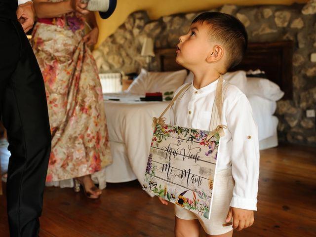 La boda de David y Elena en Villatoro, Ávila 10