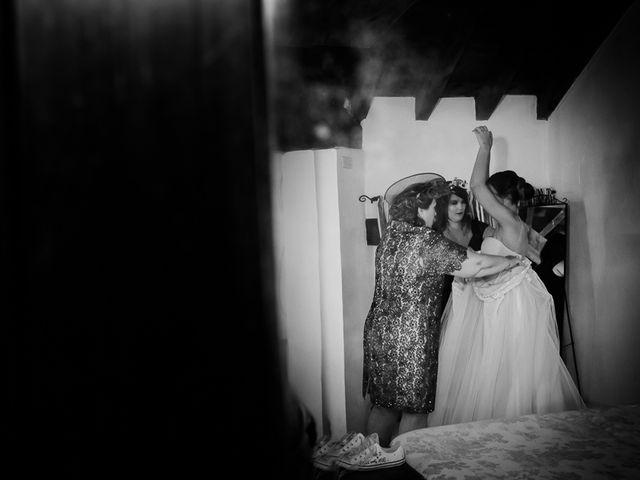 La boda de David y Elena en Villatoro, Ávila 12