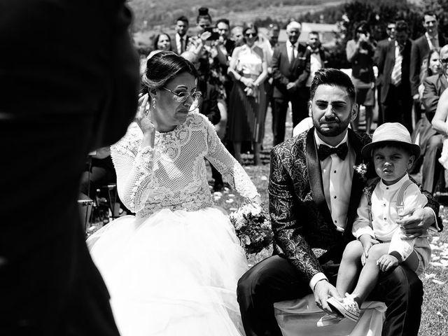 La boda de David y Elena en Villatoro, Ávila 18