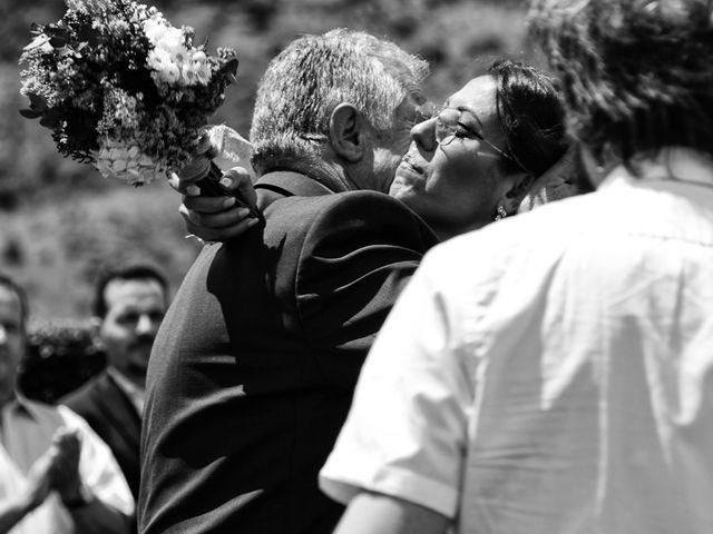 La boda de David y Elena en Villatoro, Ávila 19