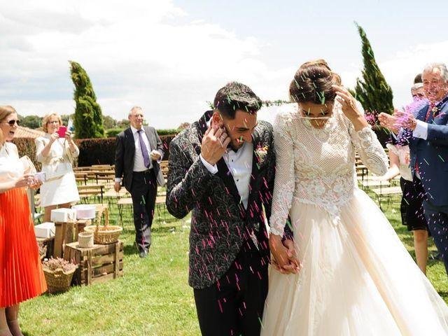 La boda de David y Elena en Villatoro, Ávila 22