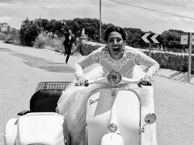 La boda de David y Elena en Villatoro, Ávila 26