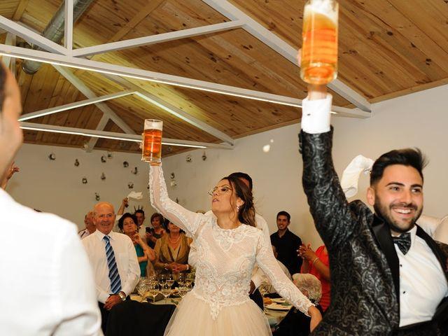 La boda de David y Elena en Villatoro, Ávila 29