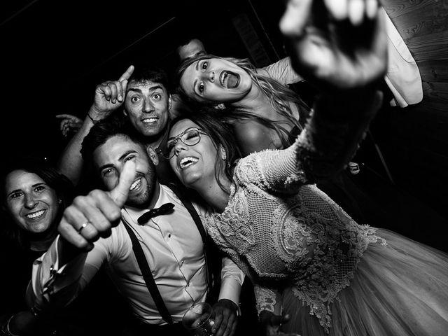 La boda de David y Elena en Villatoro, Ávila 45