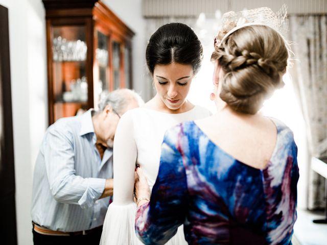 La boda de Alberto y Inmaculada en Jerez De La Frontera, Cádiz 121