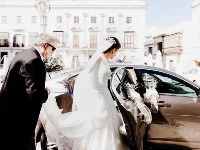 La boda de Alberto y Inmaculada en Jerez De La Frontera, Cádiz 110