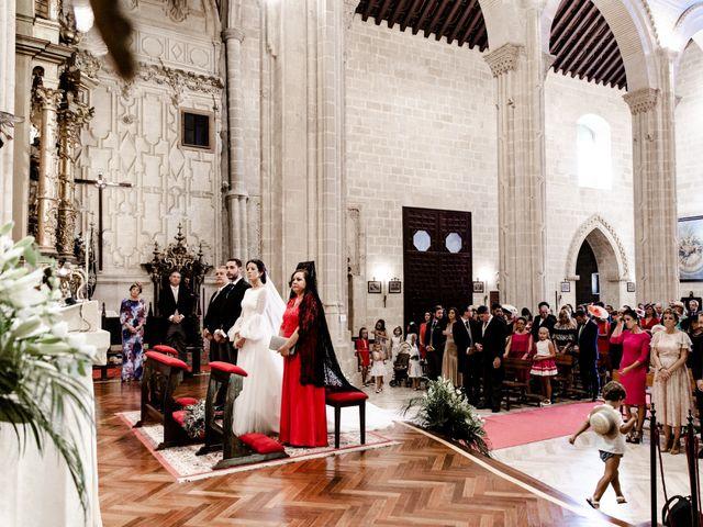 La boda de Alberto y Inmaculada en Jerez De La Frontera, Cádiz 92