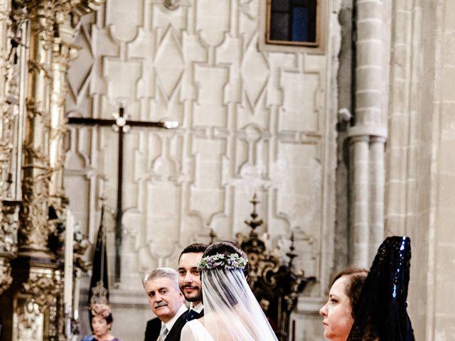 La boda de Alberto y Inmaculada en Jerez De La Frontera, Cádiz 98