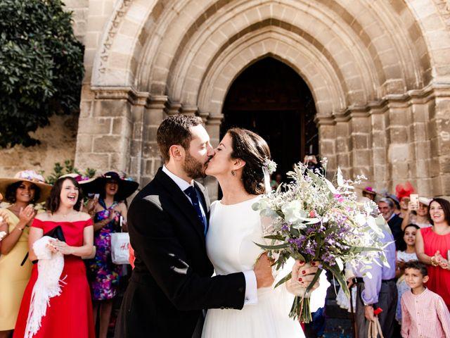 La boda de Alberto y Inmaculada en Jerez De La Frontera, Cádiz 105