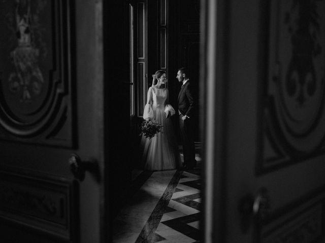 La boda de Alberto y Inmaculada en Jerez De La Frontera, Cádiz 153