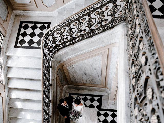La boda de Alberto y Inmaculada en Jerez De La Frontera, Cádiz 147