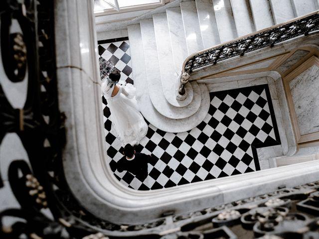 La boda de Alberto y Inmaculada en Jerez De La Frontera, Cádiz 133