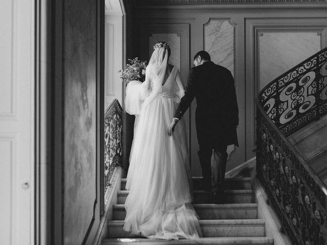 La boda de Alberto y Inmaculada en Jerez De La Frontera, Cádiz 45