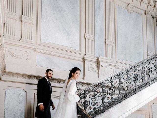 La boda de Alberto y Inmaculada en Jerez De La Frontera, Cádiz 25