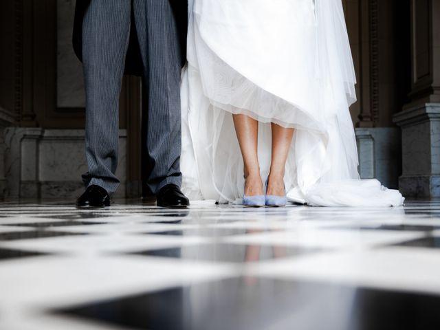 La boda de Alberto y Inmaculada en Jerez De La Frontera, Cádiz 28