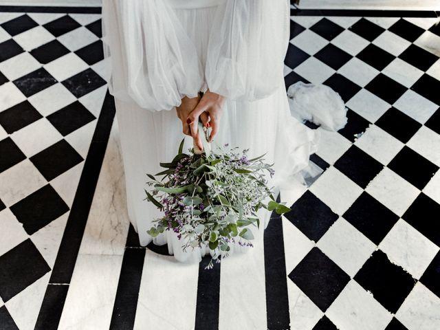 La boda de Alberto y Inmaculada en Jerez De La Frontera, Cádiz 31