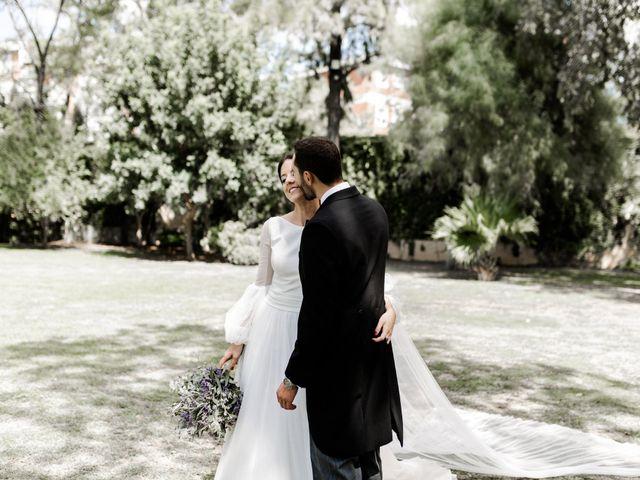 La boda de Alberto y Inmaculada en Jerez De La Frontera, Cádiz 36