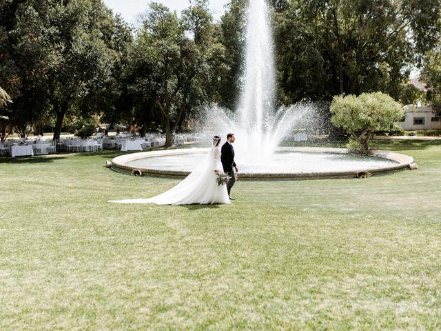 La boda de Alberto y Inmaculada en Jerez De La Frontera, Cádiz 22
