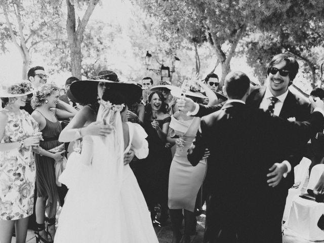 La boda de Alberto y Inmaculada en Jerez De La Frontera, Cádiz 5