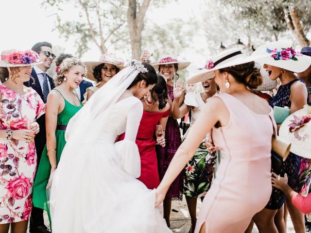 La boda de Alberto y Inmaculada en Jerez De La Frontera, Cádiz 7