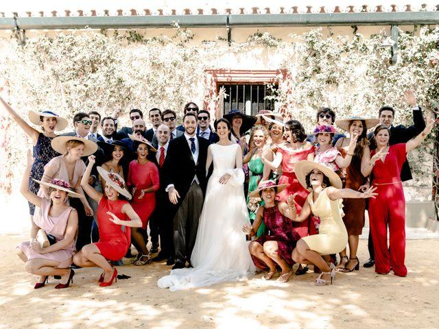 La boda de Alberto y Inmaculada en Jerez De La Frontera, Cádiz 11