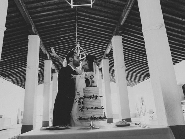 La boda de Alberto y Inmaculada en Jerez De La Frontera, Cádiz 72