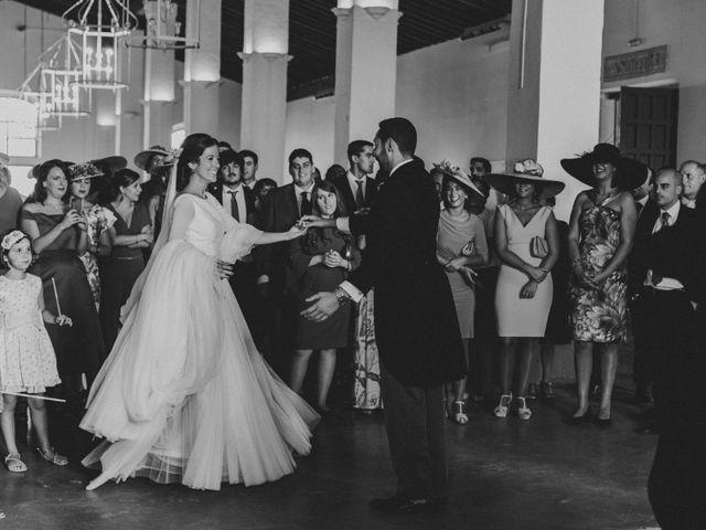 La boda de Alberto y Inmaculada en Jerez De La Frontera, Cádiz 76