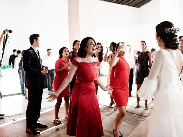 La boda de Alberto y Inmaculada en Jerez De La Frontera, Cádiz 59