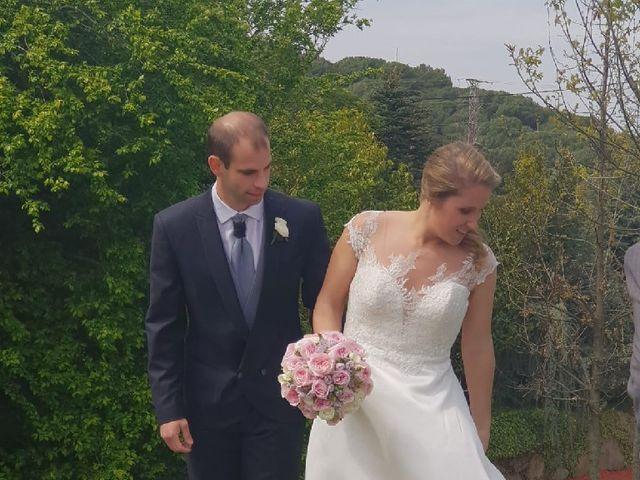 La boda de Iñaki y Sheila en Sant Fost De Campsentelles, Barcelona 7