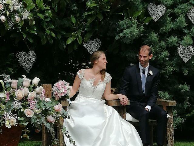 La boda de Iñaki y Sheila en Sant Fost De Campsentelles, Barcelona 1