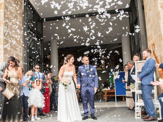 La boda de José Angel y Marta en Zahara De Los Atunes, Cádiz 2