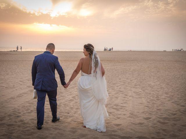 La boda de José Angel y Marta en Zahara De Los Atunes, Cádiz 11