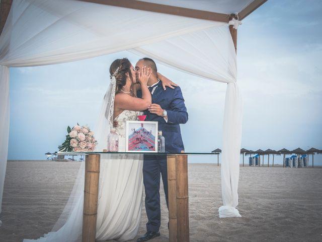 La boda de José Angel y Marta en Zahara De Los Atunes, Cádiz 15
