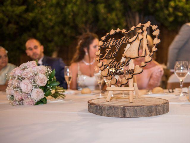 La boda de José Angel y Marta en Zahara De Los Atunes, Cádiz 17