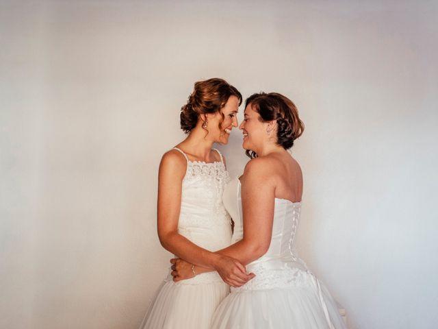 La boda de Yolanda y Alba